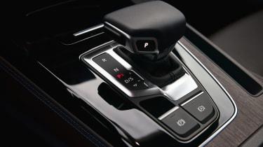 Audi Q5 Sportback - transmission