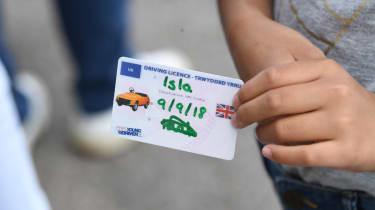 Kid Drivers - Isla license