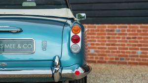 Aston Martin DB5 - convertible rear