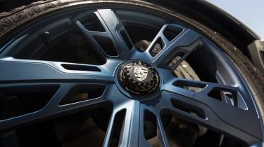 Porsche Mission E Cross Turimso - wheel