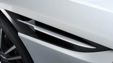 Aston Martin DBS Superleggera Concord - side strake