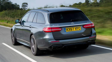 Mercedes-AMG E 63 Estate 2017 - rear