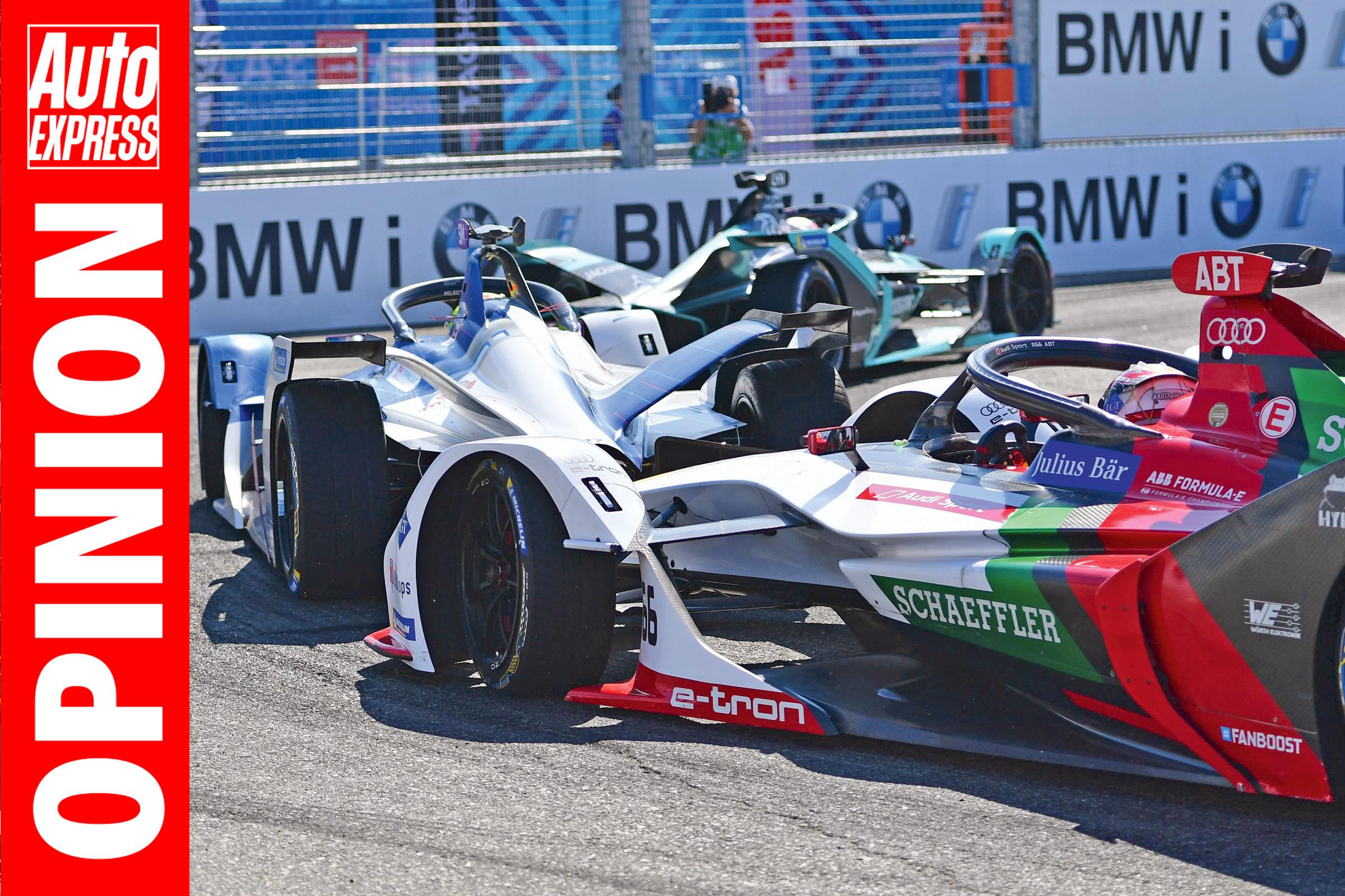Is Formula E the Future of F1?