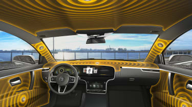 Continental car speakers