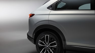 Honda HR-V - rear