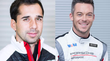 TAG Heuer Porsche drivers 2019/2020