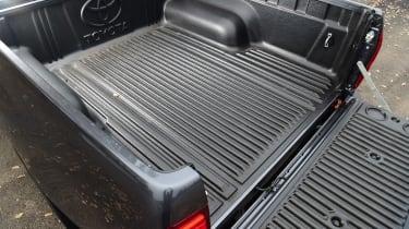 Toyota Hilux - loading bay