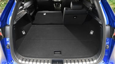 Used Lexus NX - boot