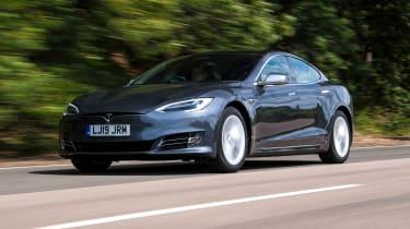 Tesla Model S - O/S tracking