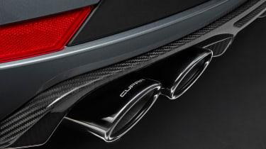 SEAT Leon Cupra R ST - exhaust