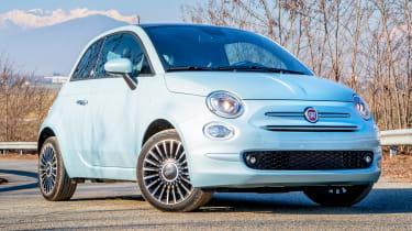 Fiat 500 Mild Hybrid - front static