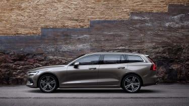 Volvo V60 - side
