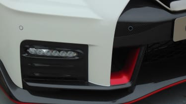 Nissan GT-R Nismo - goodwood front detail