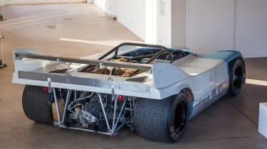 RM Sotheby's 2017 Paris auction - 1970 Porsche 917/10 Prototype rear