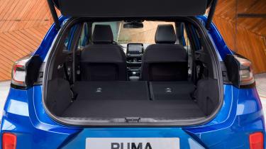 Ford Puma - boot