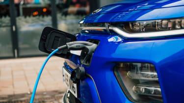 Kia Soul EV - charging