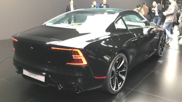 Polestar 1 reveal - rear black