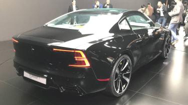 Polestar 1 reveal - rear black