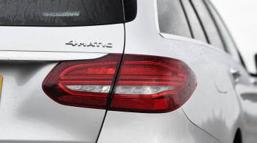 Mercedes C-Class Estate - brake light