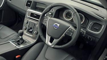 Volvo S60 DRIVe interior