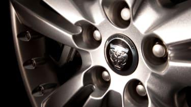 Jaguar XK Coupe wheel (pre-facelift)