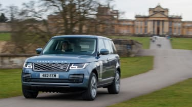 Range Rover review - frontRange Rover review -