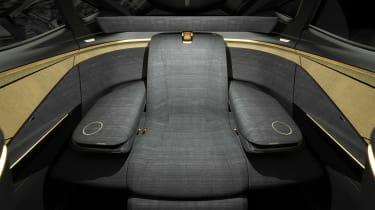 Nissan IM concept - single seat