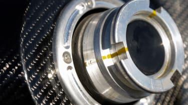BMW drift record - fuel nozzle