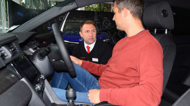 Honda Civic long-term review - interior
