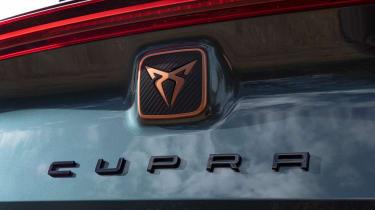 Cupra Formentor e-Hybrid - rear badge