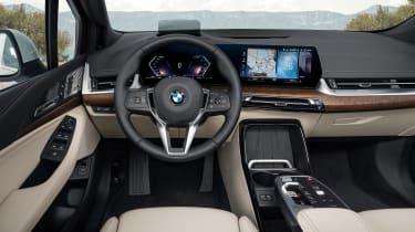 BMW 2 Series Active Tourer - dash