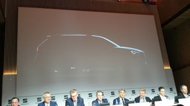 SEAT seven seat SUV teaser