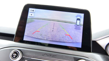 Long term review: Ford Focus Titanium X - reverse camera