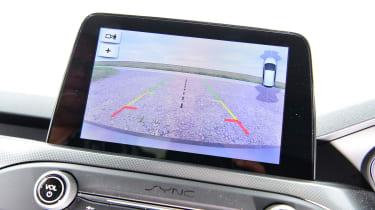 Long term review: Ford Focus Titanium X - reverse camera