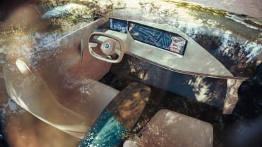 BMW Vision iNEXT concept - cabin