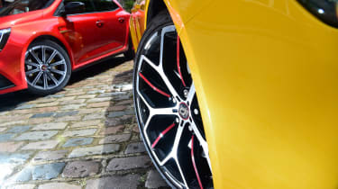 Renault Megane RS Trophy LT - wheel
