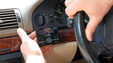 Car Personalisation - audio