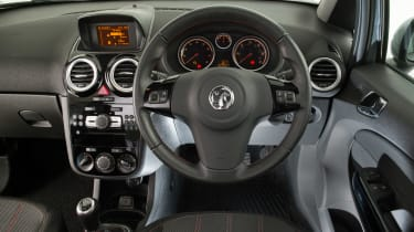 Used Vauxhall Corsa - interior
