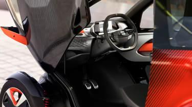 SEAT Minimo concept - interior