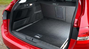 Peugeot 308 SW long termer boot