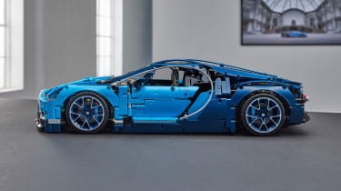 Bugatti Chiron LEGO - profile