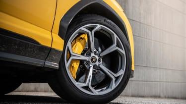 Lamborghini Urus - wheel
