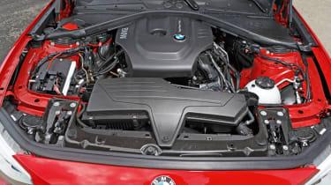 BMW 3-cylinder Prototype engine