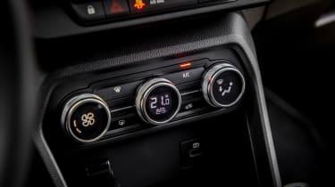 Dacia Sandero Stepway - centre console