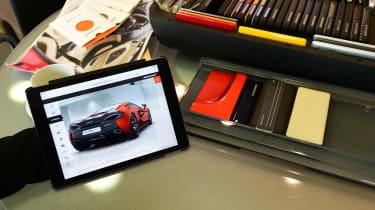 McLaren 570GT long term test first report - iPad