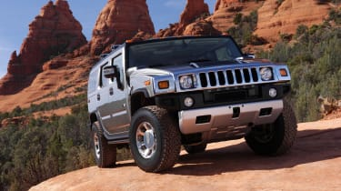 The worst cars ever made - Hummer H2