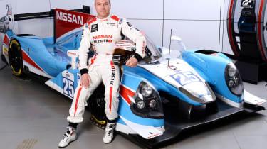 Nissan Chris Hoy