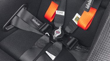 Bowler Defender Challenge - harness