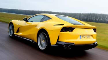 Ferrari 812 Superfast - rear
