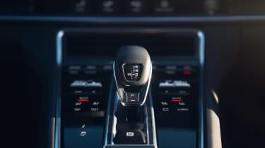Porsche Panamera 4S diesel - gearlever